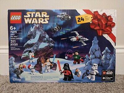 LEGO Star Wars Advent Calendar 2020 (75279) New