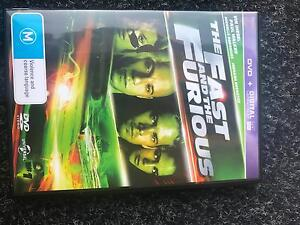 THE FAST AND THE FURIOUS GOOD CONDITION Berwick Casey Area Preview