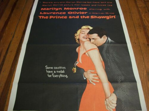 The Prince and the Showgirl   movie  poster  1957