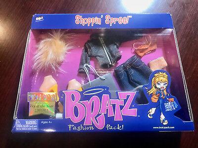Bratz Girlz Girl Doll Fashion Pack :SHOPPIN SPREE