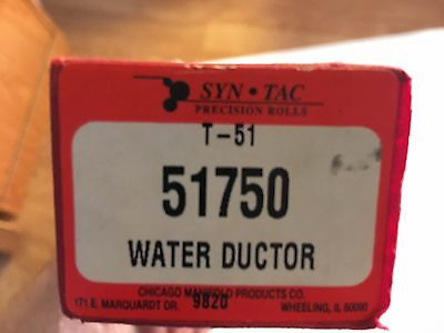 Syn-tac Ab Dick T-51 51750 Water Ductor