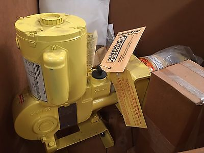 Milton Roy Ra12 Series Metering Pump With Hydromatic Hpg200 Submersible Pump