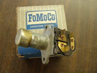 NOS OEM Ford 1957 1958 Fairlane Headlight Dimmer Switch + 57 - 1959 Thunderbird
