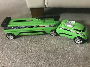 Toy transport truck