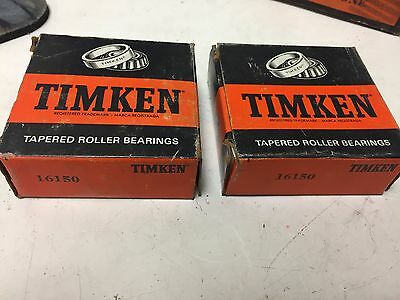 Timken 16150 Roller Bearings