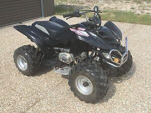 110cc Quad motor bike ATV Wamuran Caboolture Area Preview
