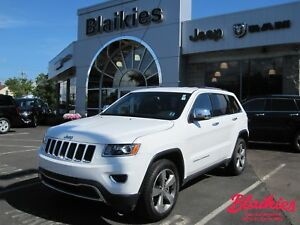 2015 Jeep Grand Cherokee Limited   4x4   BACK UP CAM   HEATED SE