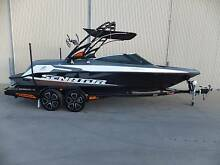 2016 SKICRAFT SENATOR RV MERCRUISER 6.2LT EASYTOW TANDEM TRAILER Shepparton Shepparton City Preview