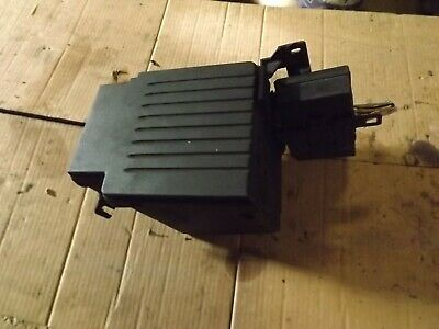 FUSE RELAY BOX PEUGEOT 406 COUPE ENGINE BAY