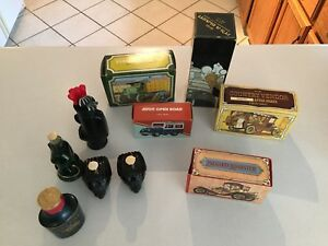 Avon Cologne Collector Bottles from the 60's