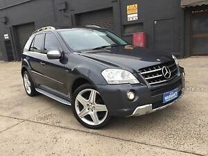 2009 Mercedes-Benz ML 350 CDI AMG PACK loaded with features Wagon West Footscray Maribyrnong Area Preview