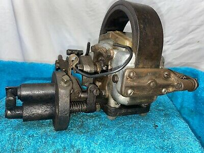 Webster Jz 4 Hot Magneto Mag Bracket Hit Miss Gas Engine Tractor Antique
