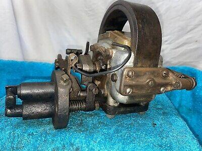 Webster Jz 4 Hot Magneto Mag Bracket Hit Miss Gas Engine Tractor Antique
