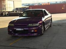 1996 Nissan Skyline Coupe Oakhurst Blacktown Area Preview