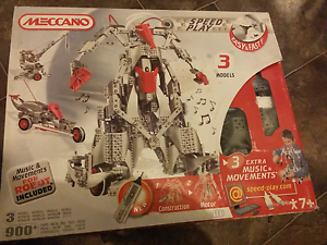 Huge Meccano construction play set Prospect Prospect Area Preview