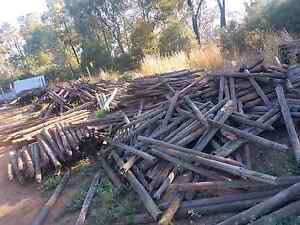 Pine Post $2 Each, take your pick!.. cubby house, decking, table Cobram Moira Area Preview