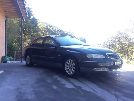2001 WH Holden Statesman 5.7L V8 Koolewong Gosford Area Preview