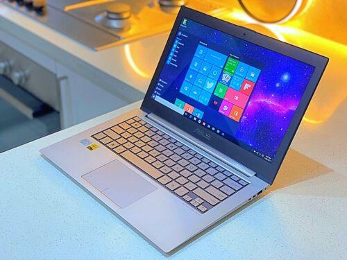 Laptop Windows - ༺ༀ༂࿅ ASUS ZenBook UX31E Intel Core i7 128 SSD 4GB  WINDOWS 10 WiFi ༀ༻#806