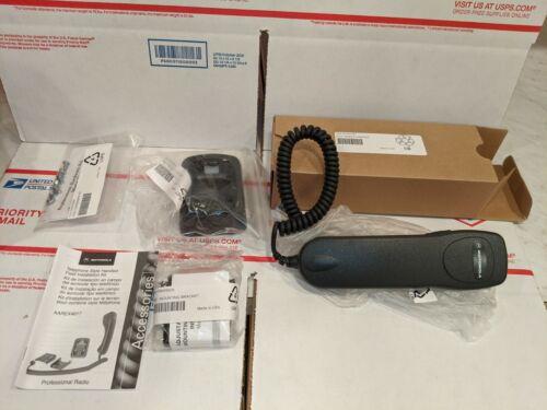 Motorola Telephone Style Handset Kit & Cup AAREX4617A NEW