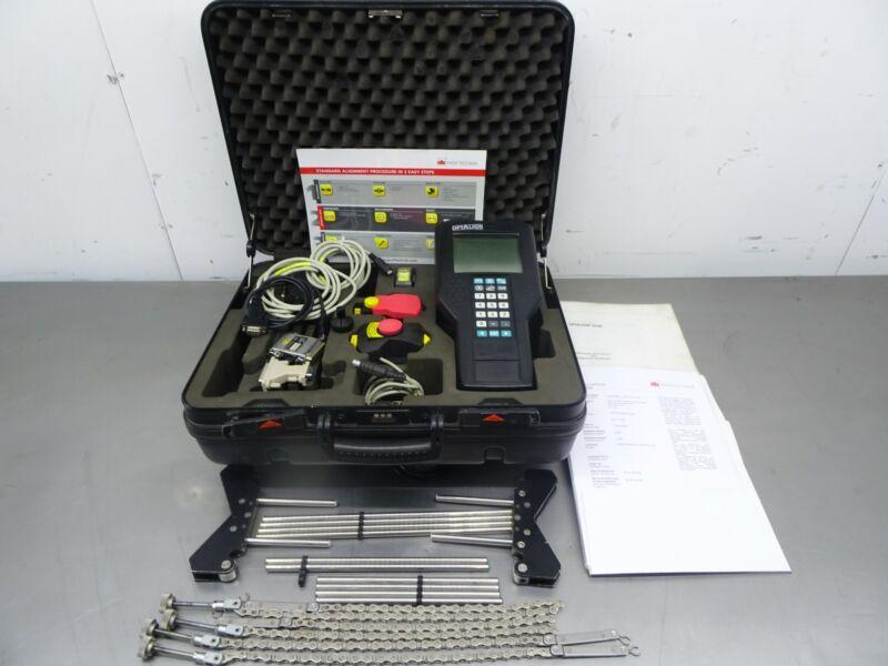 Pruftechnik Optalign Plus Model ALI 5.200 Alignment Tester