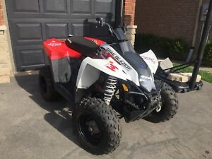 2011 Polaris Trailblazer 330