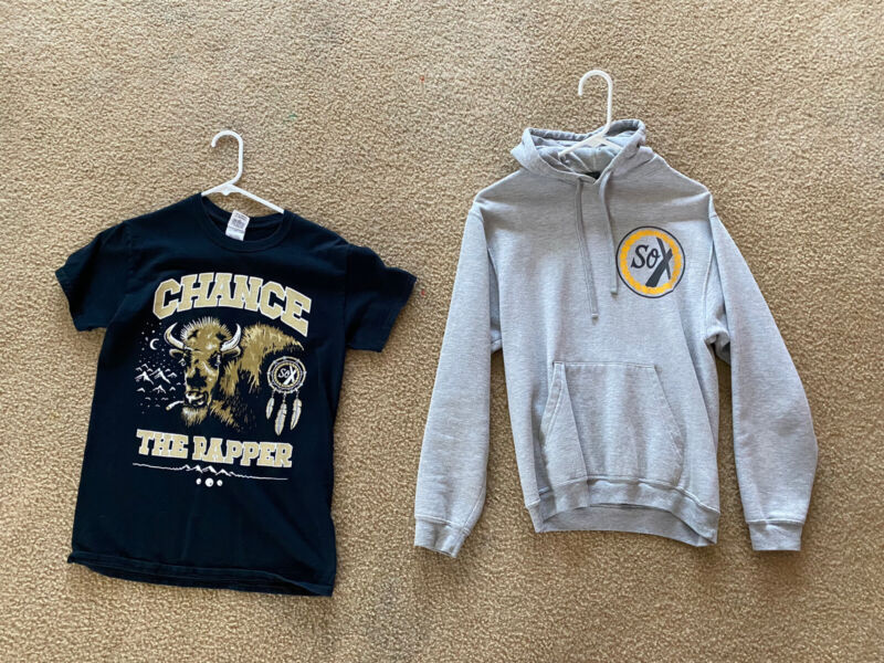 Chance The Rapper Shirt + Hoodie [Small] (The Social Experiment)