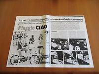 Copia Servizio Motociclismo Manutenzione Ciclomotore Piaggio Ciao - Epoca - -  - ebay.it