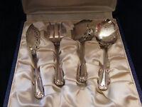 Servizio Da Mignardises In Argento Massiccio Silver Silber Empire -  - ebay.it