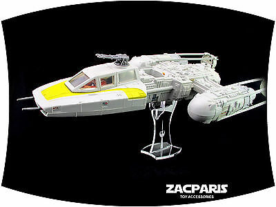 Display stand for Vintage Star Wars Y-wing - Kenner Hasbro ywing A Must to have! for sale  Shipping to Ireland
