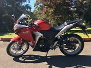 Honda CBR250r (2011) LAMS Burnie Burnie Area Preview