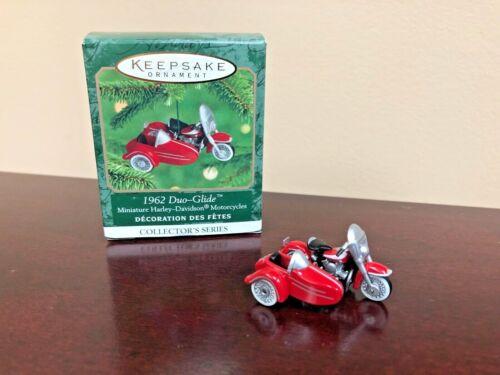 2000 Hallmark Miniature Ornament 1962 Duo-Glide  #2