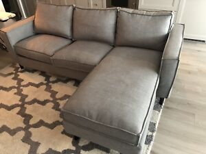 """10/10 Condition Structube """"York"""" Couch"""