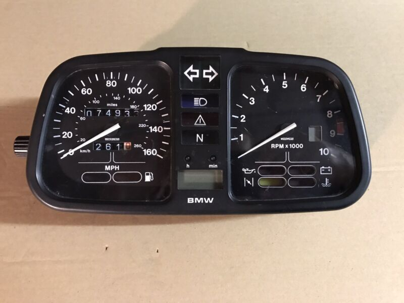 Bmw K75 K100 Speedometer/odometer