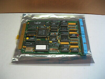 Electrovert Wave Solder Control Card 0400065 Needs Jumpers