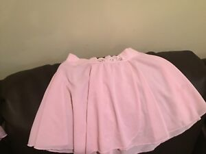 Size 6 dance outfit