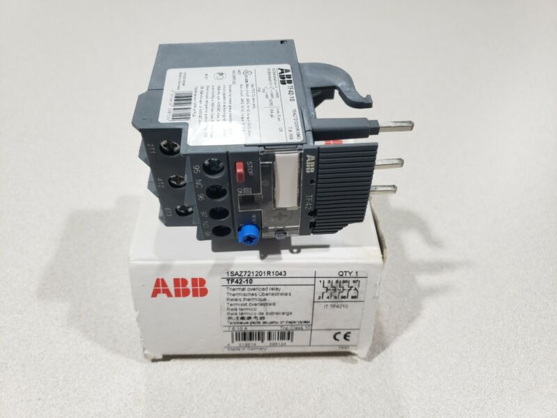 ABB TF42 35 Thermal Overload Relay 1SAZ721201R1043