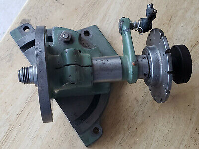 Rare Inclinable Supportcollet Holding Dividing Unit - Sixis 101 Milling Machine