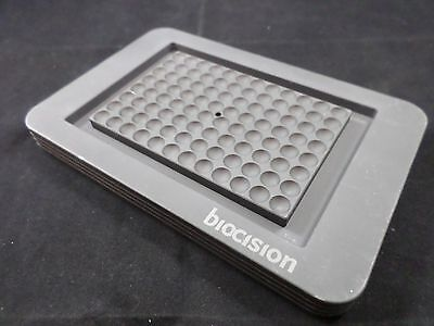Biocision Coolsink 96-well Thermo-conductive Cooling Working Rack Sbs-footprint