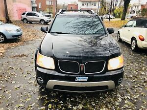 2007 Pontiac Torrent V6 2WD 199000km 1999$