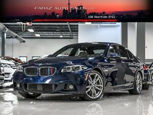 2016 BMW 535i M-SPORT|B.SPOT|HUD|LDW|360CAM|NAVI|FULLY LOADED