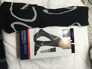 Sigvaris  black compression socks