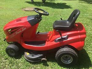 ALKO Power Line Ride on Mower: T18–102 HDS Capalaba Brisbane South East Preview
