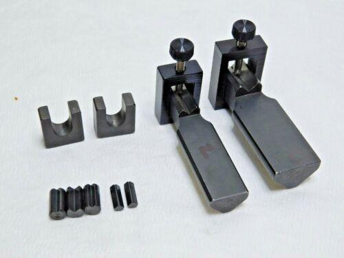 """SPI 9 Piece V-Block Set 0.03"""" to 9/32"""" Capacity 90° Angle 30-610-0"""