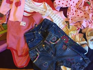 Baby clothes a lot