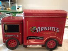 Arnotts biscuit tin Lenah Valley Hobart City Preview