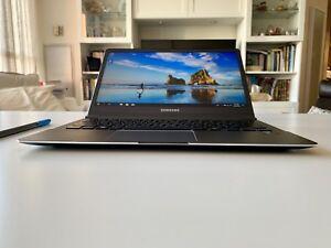 Samsung Ultrabook i7 4GB, 256GB SSD (Arabic Keyboard)