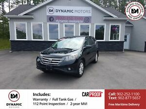 2014 Honda CR-V EX Factory Warranty!  Back Up Cam! Bluetooth!...