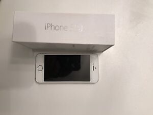 Silver 32 GB iPhone 5S