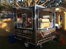 Mobile Coffee Trailer Business Atherton Tablelands Herberton Tablelands Preview