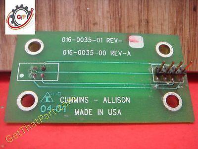 Cummins 195-9003 Strip Cut Shredder Auto Start Optical Sensor Assembly